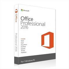 Porcellana Professionista genuino di Microsoft Office 2016 più il download per Vesion al minuto fornitore