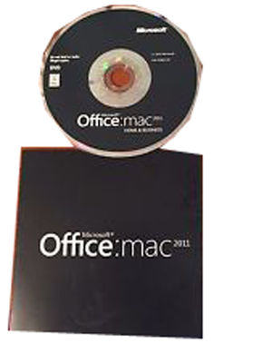 Porcellana Casa di Microsoft Office di lingua ed affare globali 2011 per il 1GB DI RAM del mackintosh fornitore