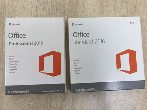 Porcellana Casa di Microsoft Office ed inglese di download dello studente 2016 32/64 di BIT per il PC di Windows fornitore