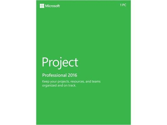 Porcellana Download gratuito di progetto 2016 globali Microsoft Office di lingua pro 2 GB distributore